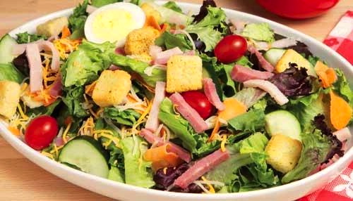 Chef's salad | Arnold Zwicky's Blog