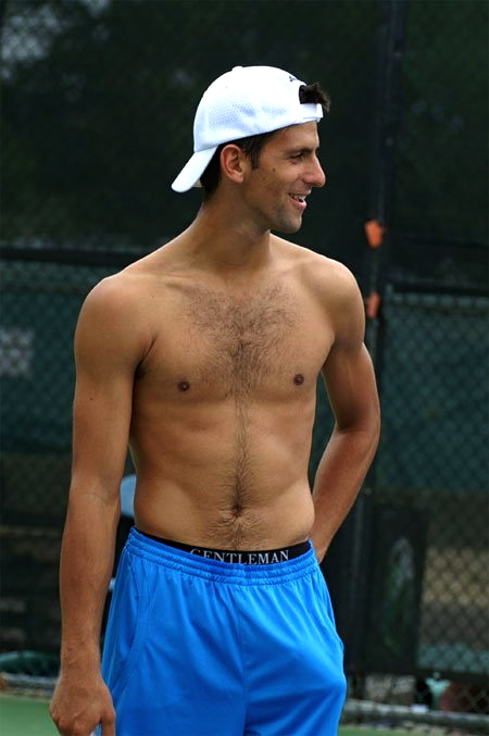 Tennis Hunks Arnold Zwicky S Blog