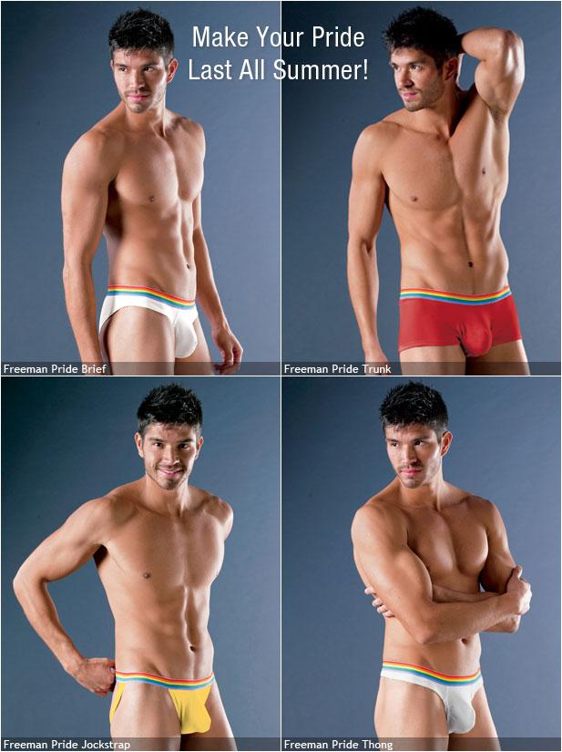 Gay male blog