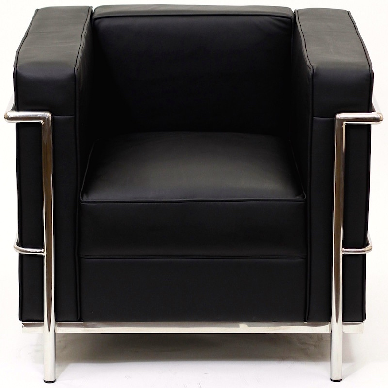 annals of art and design lc2 in swiss concrete arnold zwicky 39 s blog. Black Bedroom Furniture Sets. Home Design Ideas