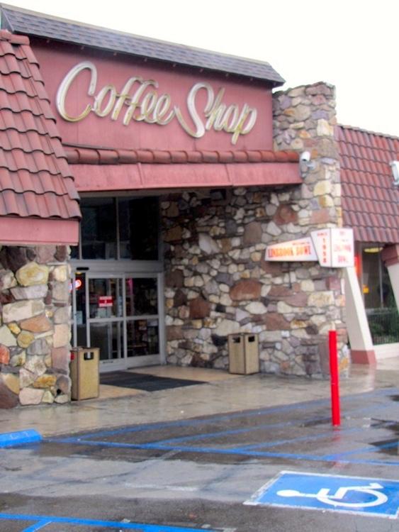 Arnold Coffee Shop