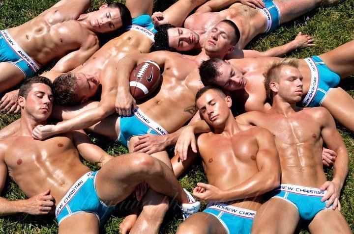 from Kamdyn gay guys pile