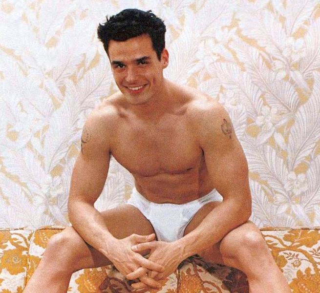 For Antonio sabato jr underwear