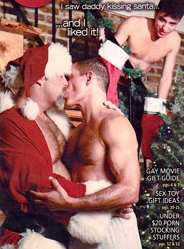sex Santa claus gay