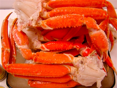how to cook fresh snow crab