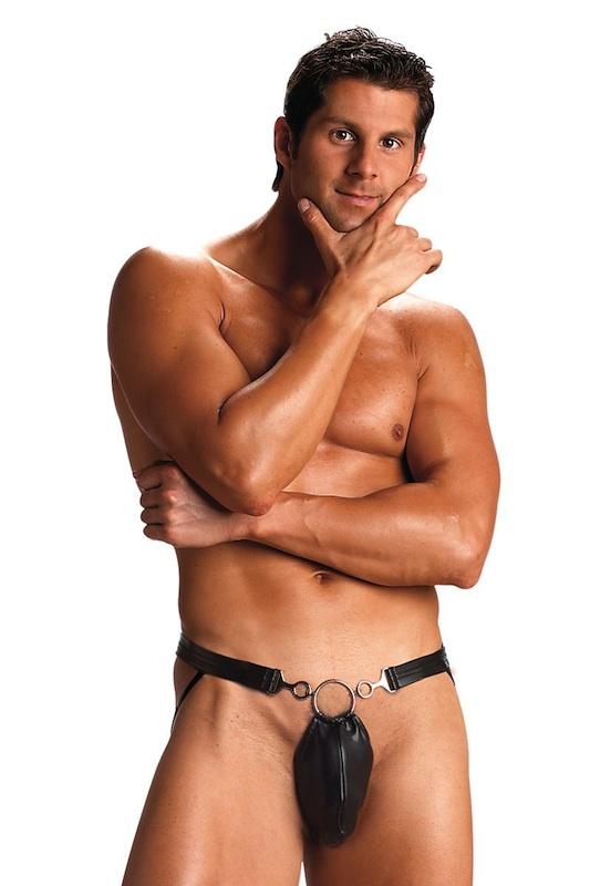 gay jock shower strap