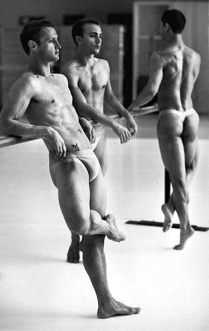 gay ballet guys