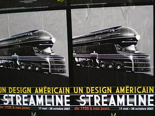 streamline design in america essay