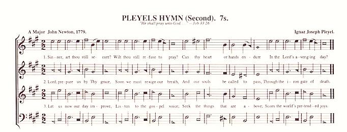 Ignaz Pleyel | Arnold Zwicky's Blog