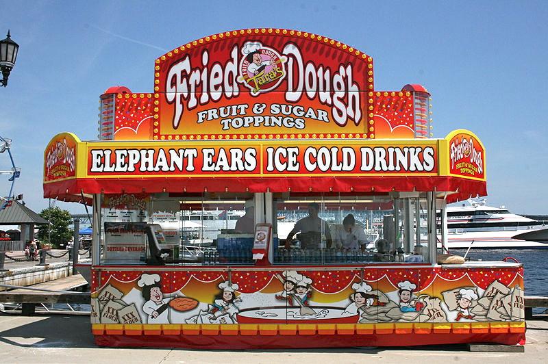 Carnival Food Trucks Michigan