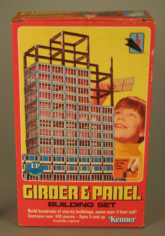 Girder And Panel Toys 105