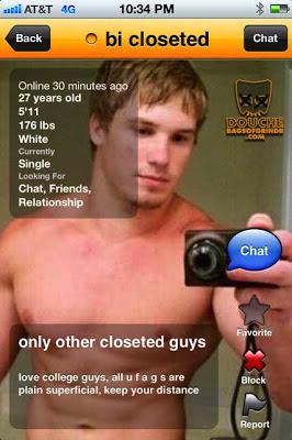 discreet grindr