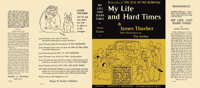 james thurber fables