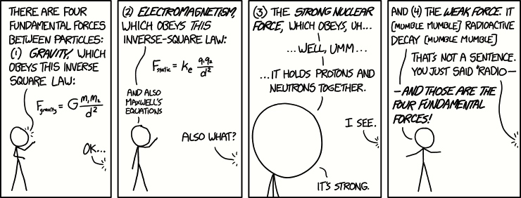 Age dating formula xkcd radiation